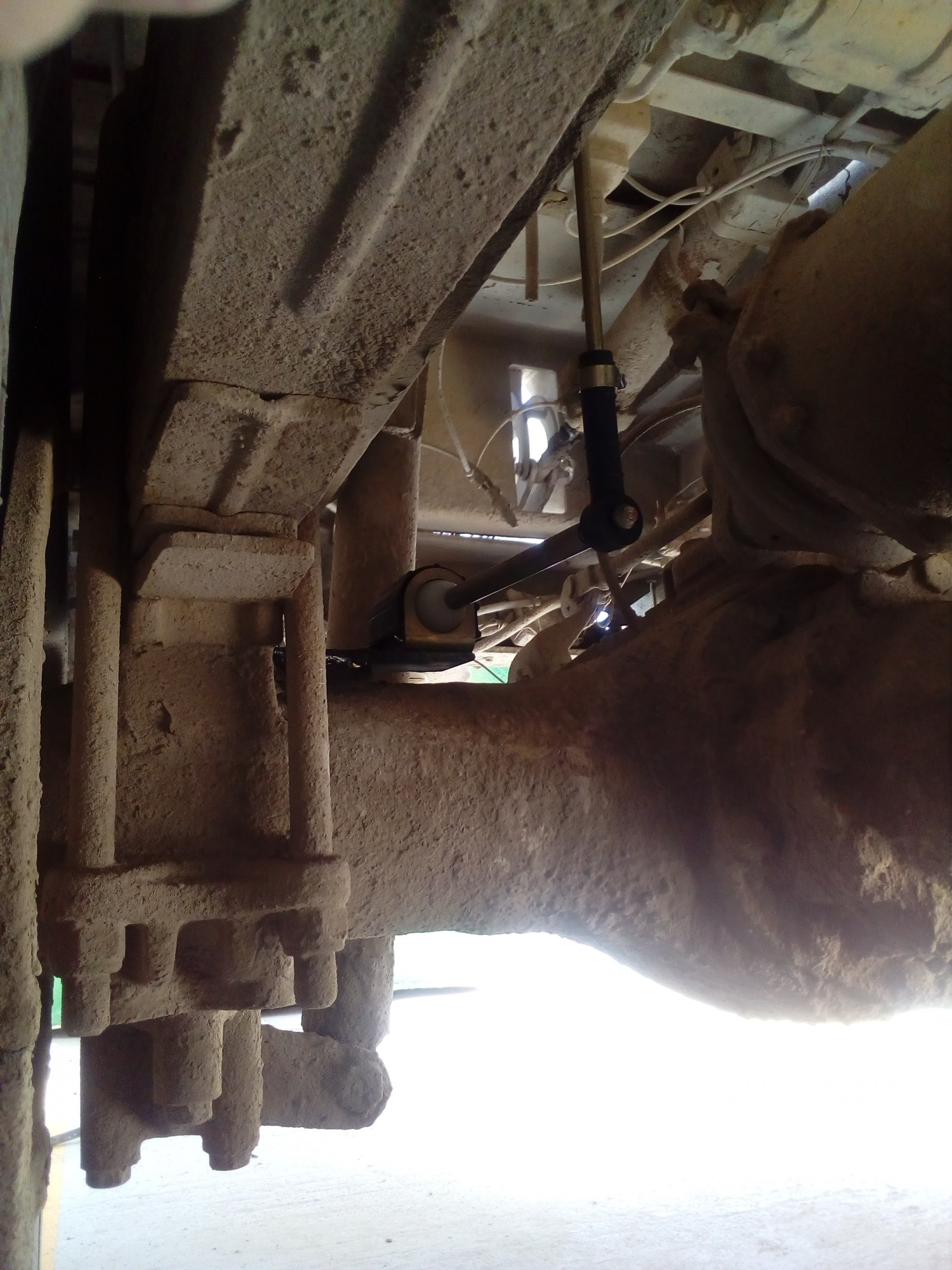 Eurosens Difference 02 axle load sensor