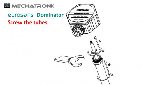 Fuel level sensor installation - Eurosens Dominator